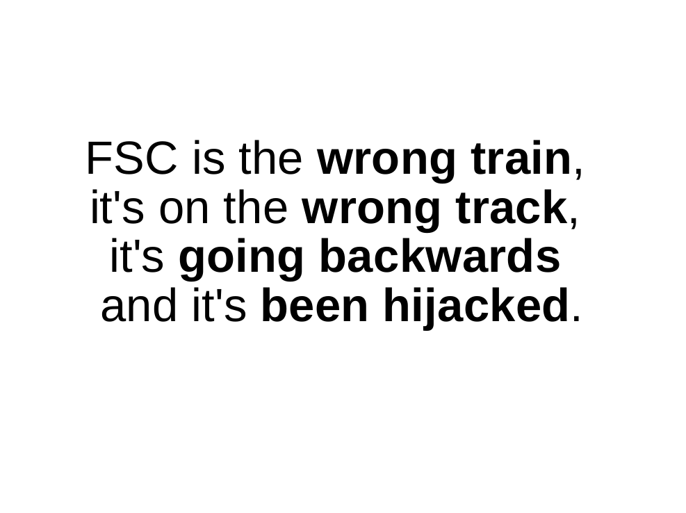 Did Fsc Pass The Practical Test Or Is It On The Wrong